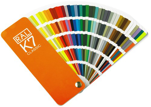 colours-ral